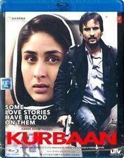 Kurbaan (Saif Ali Khan, Kareena Kapoor) - Bollywood Blu-Ray Disc