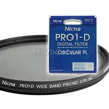 Nicna Pro1D Pro1-D  slim CPL Circular PL 62mm 62 filter