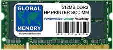 512MB DDR2 Hewlett-Packard Laserjet Enterprise 4000 Ram (CE467A)