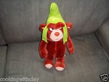 VINTAGE DISNEY GUMMI BEAR GRUFFI  FISHER PRICE CHARACTER TOY PLUSH DOLL FIGURE