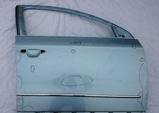 Original VW Passat 3C B6 Tür vorne rechts Beifahrertür hellblau 3C4831312 C667