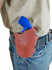 NEW BARSONY LEATHER PANCAKE HOLSTER FOR S&W 649 642 638 637 442 438 REVOLVER