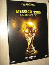 DVD N°6 I FILM DEI MONDIALI FIFA WORLD CUP MESSICO 1986 86 ITALIANO-ENGLISH