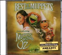 Best of the Muppets featuring The Muppets' Wizard of Oz (CD, 2005)[SEALED]