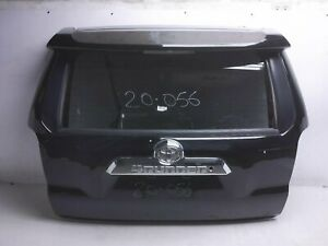 10 11 12 Toyota 4Runner Trunk Lid Deck Tail Gate Tailgate Black 67005-35431