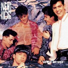 New Kids on the Block - Step By Step [New CD]
