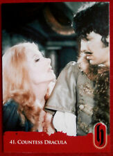 HAMMER HORROR - Series Two - COUNTESS DRACULA - Card #41 - Strictly Ink 2010