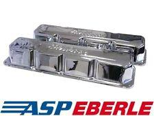 Ventildeckel 4.9-L. - 5.9-L. AMC V8 Chrom 304-401cui Edelbrock Jeep CJ 73-86