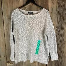 $69 Buffalo David Bitton Womens Soft Nubby Textured Sweater  Size XL 25A16