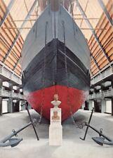 NORWAY NORGE AMUNDSENS FRAM-FARTHEST NORTH-SOUTH-POLAR EXPLORATION SHIP POSTCARD