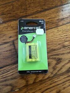 Enercell Rechargeable Ni-MH 3.6v 600mAh Cordless Phone Battery 23-894 Fast Ship