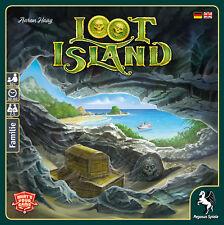 Loot Island | Brettspiel | Kenner | Pegasus Spiele
