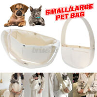 Pet Sling Tote Carriers Outdoor Dog Cat Shoulder Carry Bags Travel Pouch Tough %