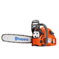 Husqvarna Rancher 60.3cc 24 in. Gas Chainsaw (Assembled) 966048334 New