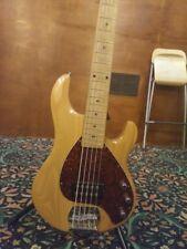 Ernie Ball OLP Stingray 5-string electric bass guitar