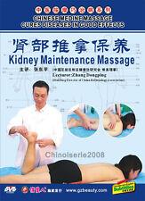 Chinese Medicine Massage Cures Diseases - Kidney Maintenance Massage DVD