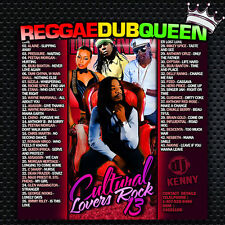 DJ Kenny - Cultural Lovers Rock Vol.13.Mixtape Reggae Mix CD. UK