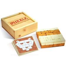 MATTO PUZZLE gioco creativo con materiali naturali FATTO A MANO