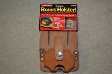 Vintage Craftsman Leather Tape Measure Bonus Holster Holder #39655