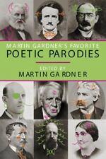 Martin Gardner's Favorite Poetic Parodies-ExLibrary