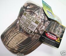 chevy chevrolet duramax gmc realtree camo super gas cap trucks hat logo ball new