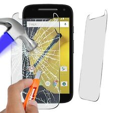 For Motorola Moto E 3rd Gen - 100% Genuine Tempered Glass Screen Protector