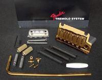 NEW Bridge FENDER STRATOCASTER american gold 0992050200 - guitare strat