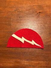 WWI US Army 78th Division  patch wool