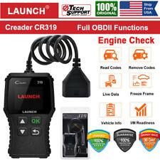 Automotive OBD2 Scanner OBDII Scan Tool Code Reader Engine Fault Diagnostic Tool