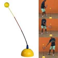 Portable Tennis Trainer Stereotype Swing Ball Machine Practice Training Tool