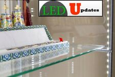"""20"""" + 36"""" showcase display white Led light for 5ft cabinet with Ul power supply"""