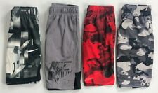 Boy's Youth Nike Dri-Fit Standard Fit Polyester Athletic Shorts