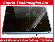NUOVO Acer Aspire V5-531 V5-531P V5-531PG Touch Screen Vetro Digitalizzatore Con Telaio