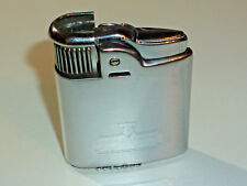 """RONSON """"WHIRLWIND IMPERIAL"""" LIGHTER W. ENGRAVING - 1956 - MADE IN ENGLAND - NICE"""