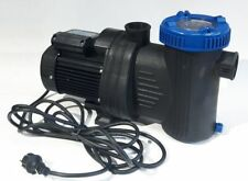 Motore Filtro Pompa Piscina Professionale SHOTT WP21000 15,3 M3/H 750W