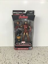 Marvel legends Thanos Wave Iron Man Mark 43 Figure By Hasbro