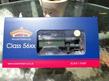 Bachmann ref 32-083A Class 56XX Tank loco 6644 BR Green late crest loco BNIB