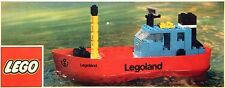 Lego Boats 310 Tug LEGOLAND New Sealed 1973'