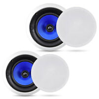 Pyle Home 300 Watt High-End 8-Inch Two-Way In-Ceiling Speaker System