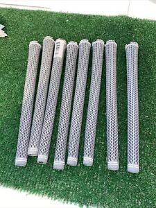 New Lot Of 8 Lamkin Crossline 360 Standard 60R Golf Grips
