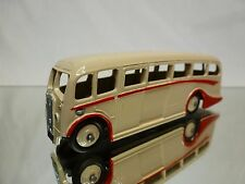 DINKY TOYS 29G 281 LUXORY COUCH - BUS - EXCELLENT - CODE 3 RESTORED