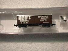 N Scale Roundhouse 36' Billboard Reefer 87008 Hershey's Chocolate