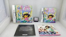 Dora l'exploratrice-Dora sauve les sirènes NINTENDO DS * livraison gratuite au R-U
