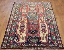 OLD WOOL HAND MADE PERSIAN ORIENTAL FLORAL RUNNER AREA RUG CARPET 220 X 130 CM