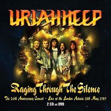 Raging Through The Silence: 20th Anniversary Conce - Ur (2017, CD NEU)3 DISC SET