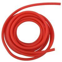Tubing Exercise Rubber Resistance Band Catapult Dub Slingshot Elastic, Red G4W1