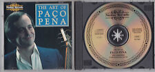 PACO PENA - THE ART OF PACO PENA CD NIMBUS 1993 ENGLAND