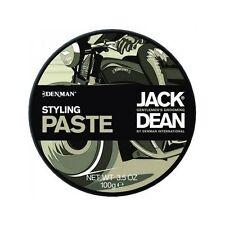Jack Dean MATT STYLING PASTE Gentlemens Grooming By Denman 100ml