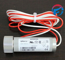 QRA4.U Detector de llama UV para controle Siemens de quemadores de gas o gasóleo