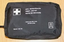 GENUINE BMW 1 3 SERIES X1 X5 X6 FIRST AID KIT EXPIRY 12/2021 P/N 51477261178